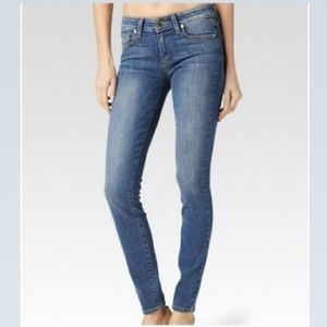 PAIGE Verdugo Ultra Skinny Jean Sz 25